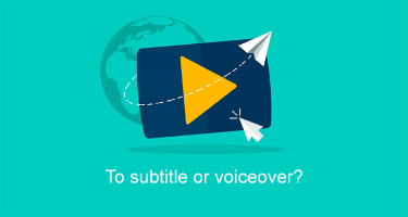 Subtitle or voiceover? - Brightlines Translation