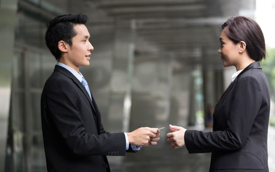 Japan: The All Important Business Card - Brightlines Translation
