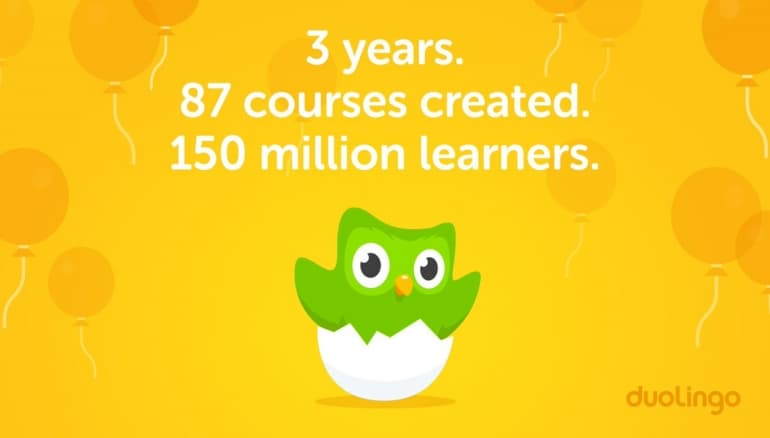 Duolingo - Translation & learning