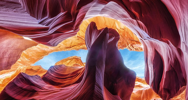global content marketing antelope canyon